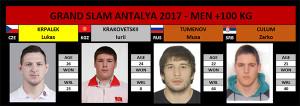 GP Antalya 2017 +100