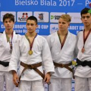 Cadetti: Luigi Centracchio d'oro in Polonia. Avanzato, Esposito e Toniolo sul podio.