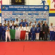 Incetta di medaglie ai Campionati Europei di Judo Kata