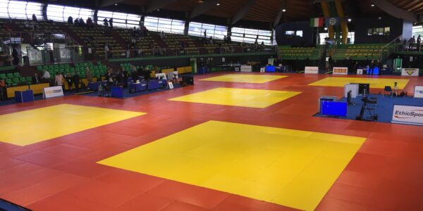 Diretta streaming Campionato Italiano Juniores 2017 – Tatami 2