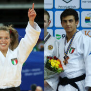 Palanca e Zacara medaglia di bronzo agli Europei Cadetti 2017