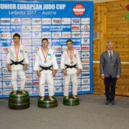 A Leibnitz Carlino d'oro tra gli juniores. Italia 6° nel medagliere