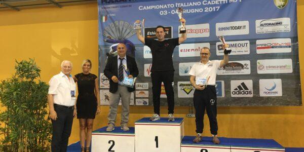 Conclusi i Campionati Italiani U18 con l'assegnazione dei titoli femminili
