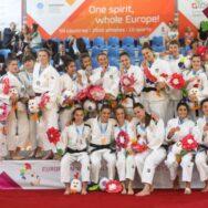 EYOF 2017: l'Italia femminile conquista il gradino più alto del podio