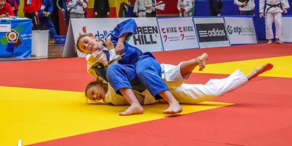 Giovanna Fusco medaglia di bronzo iridata in Cile