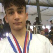 Luigi Centracchio d'oro nella European Judo Cup di Fuengirola