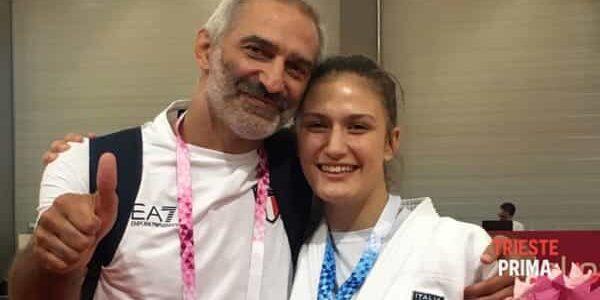 Elisa Toniolo si aggiunge alla squadra dei Mondiali Cadetti