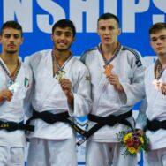 Europei Juniores 2017: Sulli d'argento, Carlino e Ritieni ai piedi del podio