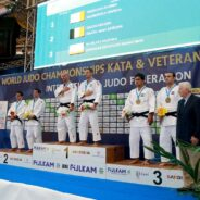 Andrea Fregnan – Stefano Moregola oro nel Kata Grand Slam ad Olbia 2017