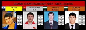 Tashkent 2017 +100