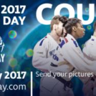 World Judo Day 2017: Coraggio