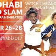 6 azzurri in gara dal 26 al 28 Ottobre al Grand Slam di Abu Dhabi 2017