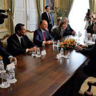 Al via il mondiale U21. Ieri il Presidente Vizer accolto dal primo ministro croato