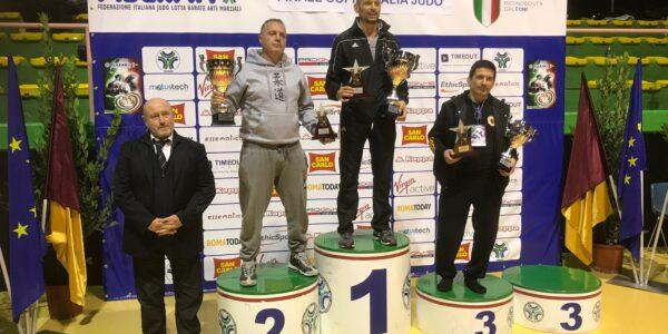 Assegnati i 7 titoli maschili di Coppa Italia