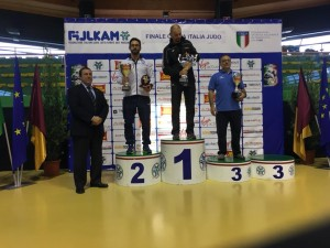 Podio Coppa Italia Femminile 2017