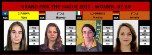 GP The Hague 2017 -57Kg