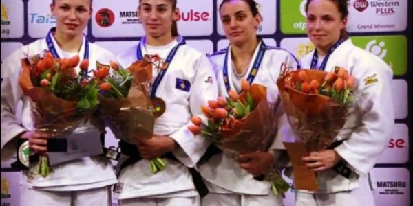 Martina Lo Giudice si colora di bronzo al Grand Prix de L'Aia