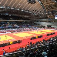 Nel week-end il Grand Slam di Tokyo 2017
