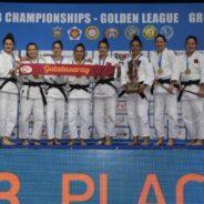 Doppietta dello Yawara Neva nella Golden League di Ankara