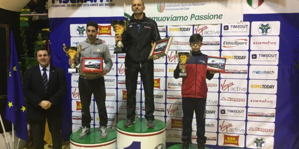 Conclusa la seconda parte del Campionato Italiano U15 Maschile