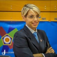 Roberta Chyurlia fa il bis: miglior arbitro donna anche per il 2018
