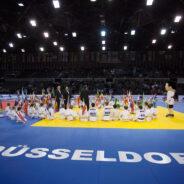 il Grand Slam di Dusseldorf con 4 azzurri in gara