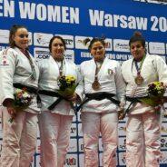EJ Open Varsavia: Si chiude col bronzo di Elisa Marchio