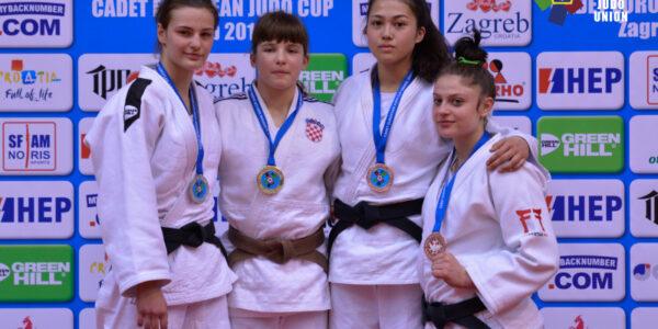 Martina Lanini terza a Zagabria e l'Italia conquista la quarta piazza