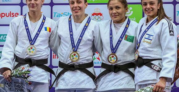 GP Agadir: Slovenia in testa al medagliere