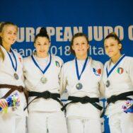 EC Juniores: Alice Bellandi conquista Lignano. Italia quarta con 9 medaglie