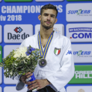 Euro 2018: Matteo Medves argento a Tel Aviv