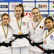 17 medaglie portano l'Italia U18 alla conquista di Coimbra, ultima tappa prima degli Europei