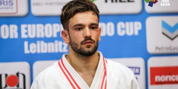 EC Sarajevo: bronzo per Fascinato, Piras termina quinto