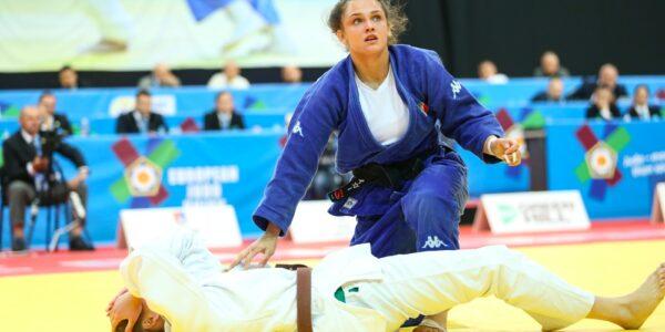 EC Juniores: Martina Esposito unica medaglia italiana