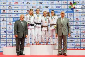 EJU-Cadet-European-Judo-Championships-Individual-und-Team-Sarajevo-Lanini Martina