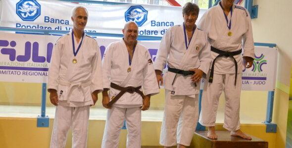 Trofeo Friuli Venezia Giulia e Campionati Italiani a Squadre Master