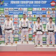 Nell'Europ Cup U21 di Leibnitz, Lombardo, Esposito e Parlati d'oro. Miceli d'argento