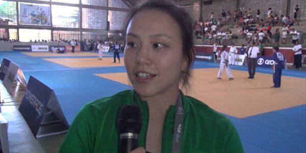 Yuko Fujii prima donna alla guida di un team maschile in Brasile