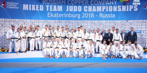 Campionato Europei a Squadre Misti: Germania campione