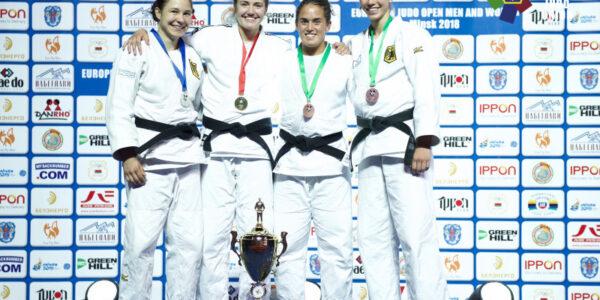 EO Minsk 2018: Alessandra Prosdocimo bronzo e Melora Rosetta quinta