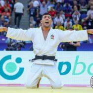 Mondiali 2018: Mollaei regala all'Iran uno storico oro mondiale