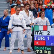 Europei U21: L'Italia chiude settima la gara a squadre