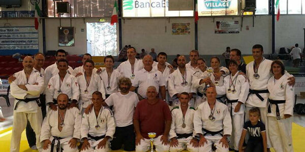 Sabato 8 il 10° Open D'Italia Master Follonica
