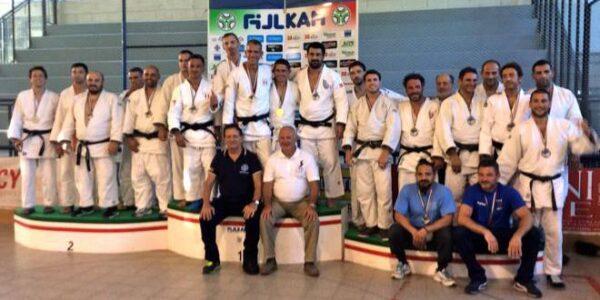 Risultati dell'Open d'Italia Master di Follonica