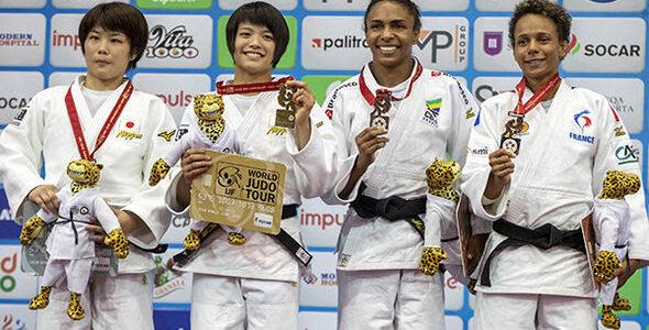 Mondiali 2018: La famiglia Abe si tinge d'oro