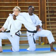 Roberta Chyurlia all'IJF Referee Academy