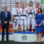 Grand Slam Abu Dhabi: Odette Giuffrida è d'oro