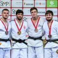 Grand Slam di Abu Dhabi: Dominio Georgia, tiene il Kosovo