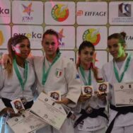 Africa Dakar Judo Open: 5 medaglie per l'Italia