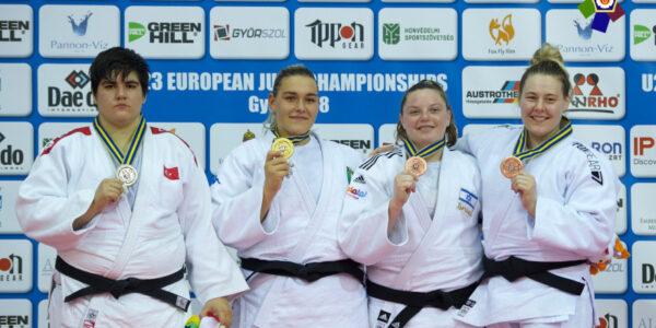 Europei U23: oro di Geri e bronzo per Stangherlin nell'ultima giornata